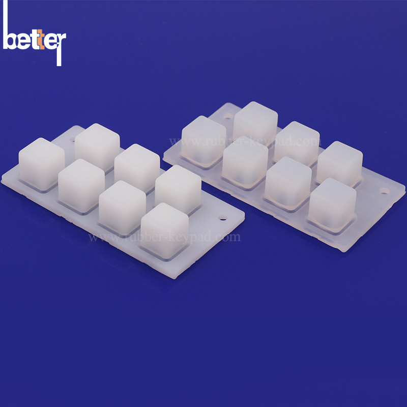 Silicone Rubber Buttons