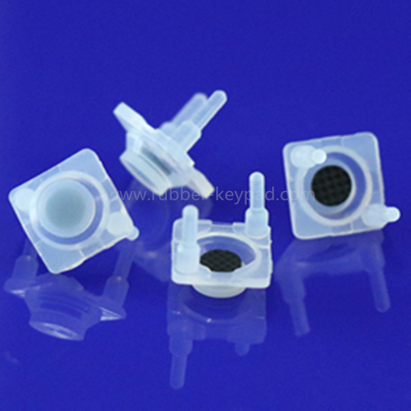 Rubber Silicone Button