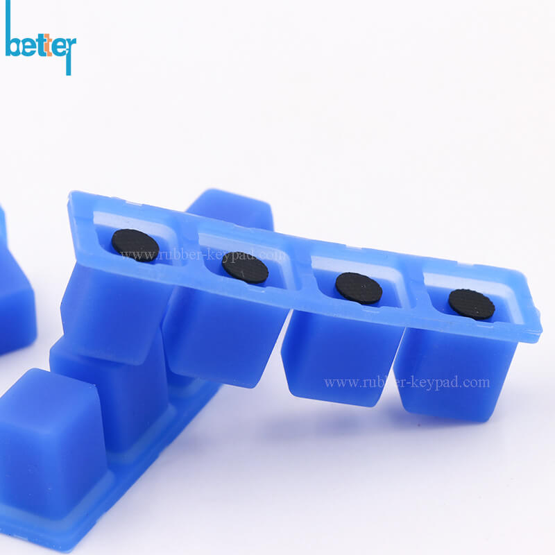 Off the Shelf Conductive Carbon Pills for Rubber Keypad