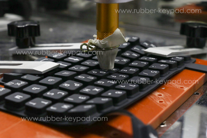 rubber keyboard protector skin
