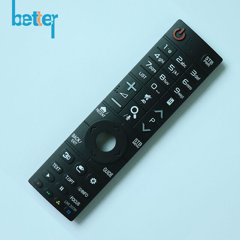 Custom Rubber Keypad For Remote Control