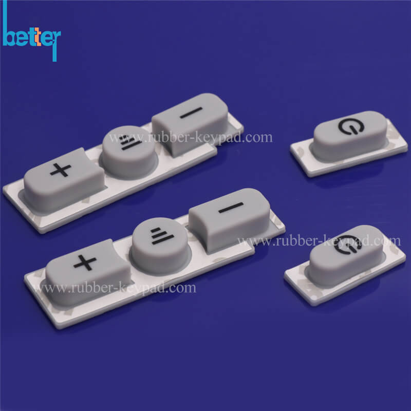 Self Adhesive Rubber Buttons