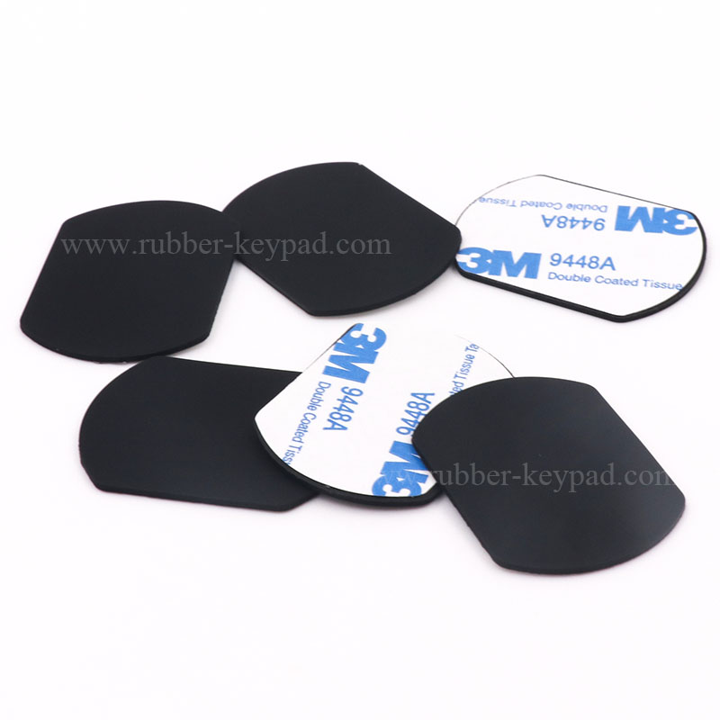 Adheisve Backed Rubber Feet